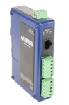 Modbus Ethernet to Serial Gateway - ESERV-M12T