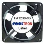 Cooltron AC Brushless Fan, 115V