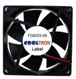 Cooltron DC 12V Cooling Fan