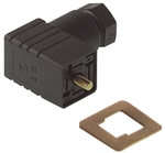 Hirschmann Form C Solenoid Connector