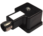 HTP Form A Solenoid Valve Connector to M12