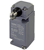 Suns HLS-1A-12H Heavy Duty Limit Switch, 1NO/1NC, Side Roller Plunger