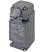 Suns HLS-2A-04A Heavy Duty Limit Switch, Rotary Head, Low Pretravel