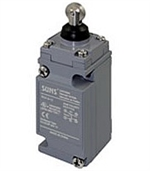Suns HLS-2A-12 Heavy Duty Limit Switch, 2NO/2NC, Top Roller Plunger