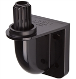 Menics MAP-DS40-BLK Plastic Wall Bracket