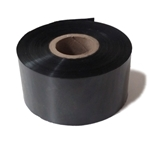 "1.5"" Black Hot Stamp Tape"