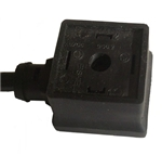 Din Connector Form A Molded
