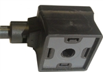Din Valve Connector Form A Molded, 1 Conductor - 30""