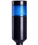 Menics PTE-A-1FF-B-B 1 Stack LED Tower Light, Blue