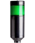 Menics PTE-A-1FF-G-B 1 Stack LED Tower Light, Green