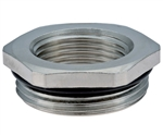 Nickel Plated Brass Metric Reducer