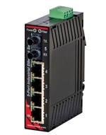 Sixnet 5 Port Industrial Ethernet Switch - SL-5ES-2ST