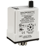 Macromatic VMP120A Over/Undervoltage Monitor Relay