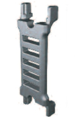 CPS sb-DV060/S Cable Carrier Chain Divider, Side Position