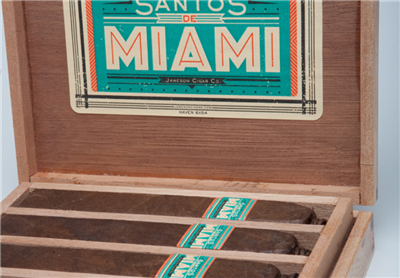 Santos de Miami Extreme Box Press Haven Box (10)