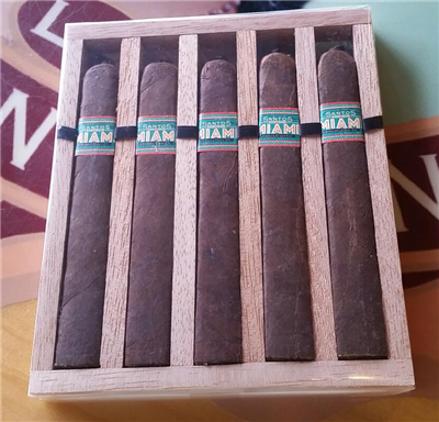 Santos de MIami Extreme Box Press Alma Pack (5)