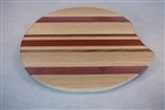 Teardrop Cutting Board (Medium)