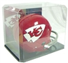 PROTECH DELUXE FOOTBALL HELMET DISPLAY CASE