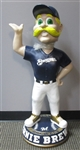 BREWERS BERNIE BREWER 3FT FOREVER BOBBLE HEAD - PRE ORDER