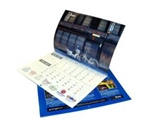 Saddle Stitch (Stapled) - Calendars