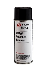 Chem-Trend Spray Foam Silicone  Release Agent, Net wt. 10.25 oz. Aerosol Can, 12 cans per Case