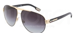 Dolce & Gabbana DG 2099 Gym Sunglasses 10818G Black,