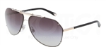 Dolce & Gabbana DG 2102 Iconic Evolution Sunglasses 05/8G Silver,