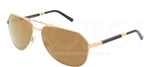 Dolce & Gabbana DG 2106K Folding Project Gold Sunglasses 440/39 Gold,
