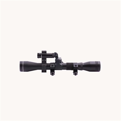 12 x 42 XR Turret Riflescope