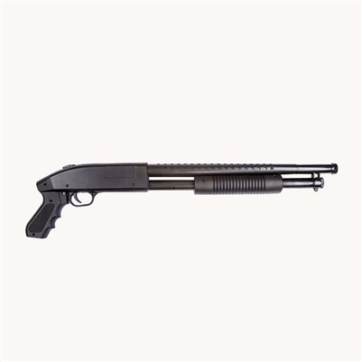 12 Gauge Pump-Action Shotgun