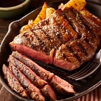 Rib Eye Steak - Marble Score 3 - One 16 Oz. Steak