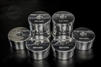 Solid Aluminum Subframe Bushings- 2015-2018 Ford Mustang