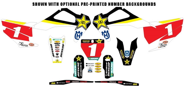 Official Team Graphic Kit