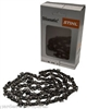 33 RS 60 STIHL CHAINSAW REPLACEMENT CHAIN