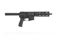"Radical Firearms 7.5"" 1:7 with FQR Quad Rail 5.56 AR Pistol"