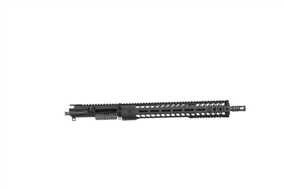 "16"" 5.56mm upper with 15"" MHR"