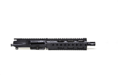 "7.5"" 5.56mm upper with 7"" FQR"