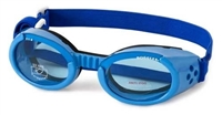 doggles ils shiny blue large