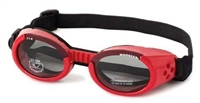 doggles ils red large