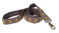 Om hemp dog leash