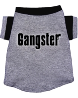 gangster dog tee