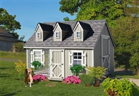 Cape Cod Kennel Dog House