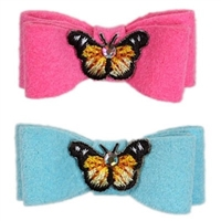 susan lanci butterfly hair bow