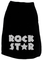 rock star dog tank