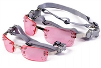 doggles optix pink dog goggles