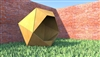 Icosahedron Shaped Dog House