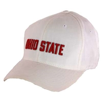 Nike Ohio State Buckeyes Stretch-fit Hat