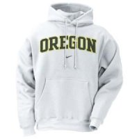 Oregon Duck Apparel: Classic Nike Hoody