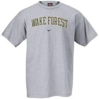 Wake Forest Classic Nike T-shirt