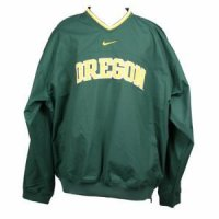 Oregon Classic Nike Wind Shirt